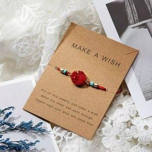 Jewelry - Make a Wish Friendship Bracelet